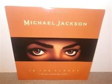 Michael Jackson . In The Closet . Mixes Behind Door #1 . LP
