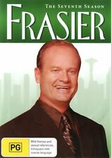 FRASIER: SEASON 7 (NEW PACKAGING) = TV Series = NEW DVD R4 = Free Postage