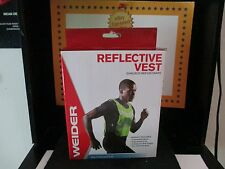 Weider Reflective Vest one size fits most