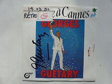 GEORGES GUETARY La fete a Cannes TAR 314 PIERRE DELANOE  JO MOUTET DEMARNY
