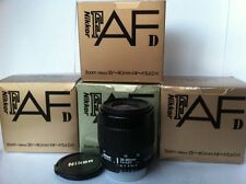 Nikon AF 35-80mm D Zoom Lens with Warranty D7000 D7100 D80 D100 Full Frame/DX