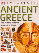 Eyewitness Ancient Greece BRAND NEW BOOK by DK (Paperback, 2014)