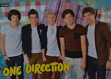 ONE DIRECTION - A4 Poster (ca. 21 x 28 cm) - Clippings Fan Sammlung NEU