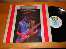 Gary Moore 80s ROCK 2 LP SET We Want Moore GATEFOLD UK ISSUE