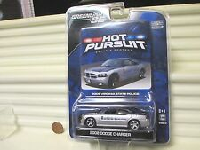 GREENLIGHT 2008 VIRGINIA STATE POLICE DODGE NO LiteBar NU MINT IN MINT BUBBLEPK*