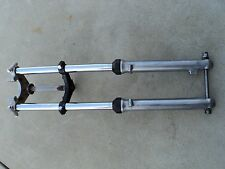Honda 1971 SL100 K1 Front Forks with Axle