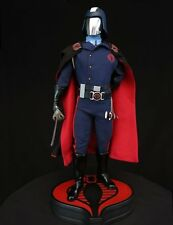 EXCLUSIVE!  Sideshow Cobra Commander Premium Format Figure Statue GI Joe