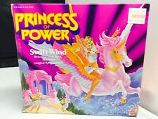 Vintage She-Ra Princess of Power Swiftwind with Box 1985