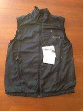 Marmot Stride Vest Men's size Small, Black used