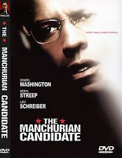 DvD The Manchurian Candidate - (2008) .....NUOVO
