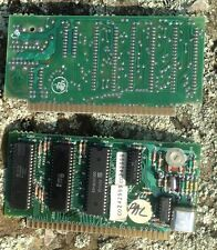 Atari 400/800 PAL CPU(6502C Sally) PCB Tested Working with GTIA and ANTIC