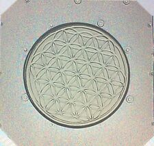 Flexible Resin Or Chocolate Mold Sacred Geometry Flower of Life