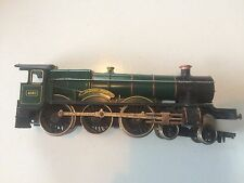 GWR ALBERT HALL 4983 LOCO ENGINE OO GAUGE HORNBY RAILWAY MODEL XB