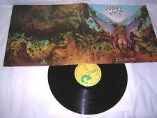 LP - Eloy Colours - FOC 1980 MINT Krautrock 1C064 # cleaned