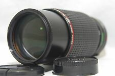 Canon FD 80-200mm f/4 L MF Zoom Lens SN22579 from Japan