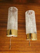 nice pair of glas lamps by doria kalmar