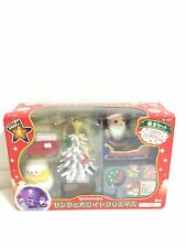 Rare Sylvanian Families JP. X'mas Set. Light Up.