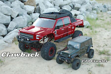 REDCAT RACING 1/5 Scale CLAWBACK 4WD 4X4 Rock Crawler Truck + FREE LIPO Kit, RTR