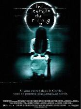 Affiche 120x160cm LE CERCLE /THE RING 2 (2005) Naomi Watts, Simon Baker TBE