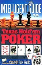 The Intelligent Guide to Texas Hold'em Poker, Sam Braids, New Books