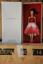 CUPID'S KISSES BARBIE DOLL, HOLIDAY HOSTESS COLLECTION, BCR06, 2014, NRFB