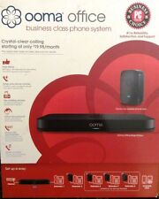 NEW OOMA OFFICE BUISESS CLASS VoIP PHONE SYSTEM+LINX W/INC.EXTENTION    {BEST}