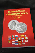 EURO - CATALOGUE COINS AND BANKNOTES 2014 - LINGUA INGLESE - IN ENGLISH