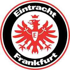 "Eintracht Frankfurt Germany Soccer Football Car Bumper Sticker Decal 5"" x 5"""
