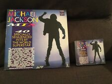 "MICHAEL JACKSON ""MIX 40"" 2LP/2CD"