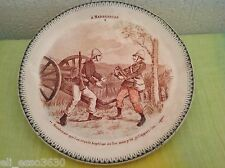 ASSIETTE DECORATIVE À MADAGASCAR _II_ TERRE DE FER HB & Cie.