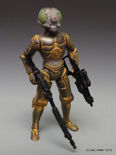 STAR WARS 4 LOM BOUNTY HUNTER POWEROF THE FORCE COLLECTION POTF2 LOOSE