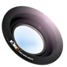 M42 Adapter für Nikon D1 D1x D1h D2H D2x D3 D3s D3x D4 D4s Objektivadapter Linse