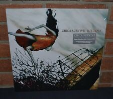 CIRCA SURVIVE - Juturna, Limited DLX ORANGE/WHITE HAZE VINYL Gatefold + Download