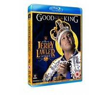 "Official  WWE - Jerry ""The King"" Lawler ""It's Good To Be King"" Blu-Ray (2 Disc)"