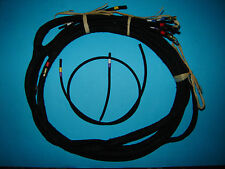 B.S.A. BSA 500cc WD M20 Side Valve Wiring Wire Loom Harness 1939 to 1945