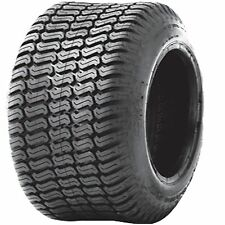 1) 20x10.00-8 20/10.00-8 Riding Lawn Mower Garden Tractor Turf TIRES P332 4ply