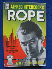 ROPE Based on Play by Patrick Hamilton ALFRED HITCHCOCK, JAMES STEWART Film