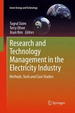 Research and Technology Management in the Electricity Industry : Methods,...