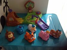 Vtech toot toot baby animal/grotte bundle
