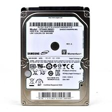 "Samsung SpinPoint M8 640GB 2.5"" Internal Hard Drive 8MB ST640LM001 HN-M640MBB"