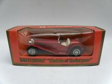 MATCHBOX Y 3 MODELS YESTERYEAR RILEY MPH vintage macchinina auto scatola box