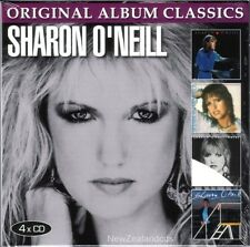 Sharon O'Neill 4 album cd set This Heart This Song,Maybe,Foreign Affairs 1979-83