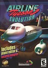 AIRLINE TYCOON EVOLUTION NEW! Plain Airport Sim PC Game Simulation FLY Airplane