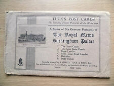 Vintage & Original The Royal Mews Coaches Card's ''Raphael Tuck Envelope''