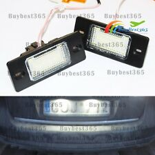 LED LICENSE PLATE LIGHT For Volkswagen Passat B5.5 3BG Station Wagon Cayenne