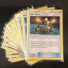 POKEMON TCG -10 CARD LOT OF UNCOMMON TRAINER CARDS - ALL CARDS M-NM