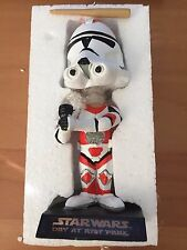 SAN FRANCISCO GIANTS 2013 BUSTER POSEY STAR WARS CLONE TROOPER BOBBLEHEAD