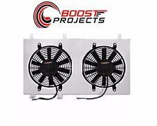 Mishimoto 95-99 Neon Aluminum Fan Shroud Kit MMFS-NEO-96