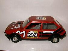 FIAT RITMO RALLY N° 292 par BURAGO au 1/24