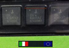 1x NEW ICS ISL6260CRZ QFN40 IC CHIPS Nuovo Italia Sped-Disp. immediata